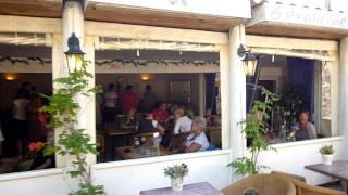 restaurant camping Ventoux