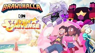 Brawlhalla Steven Universe Crossover Trailer