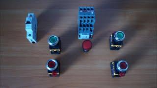 Дистанционное управление!(В этом видео показано как подключить дистанционное управление пускателем., 2016-03-19T15:30:37.000Z)