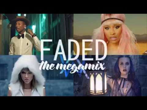 Alan Walker • Faded – The Megamix
