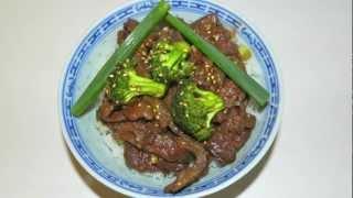 Beef Teriyaki Bowl Recipe - Healthy Japanese Food