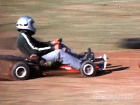 Vintage Video: 1976 Bermuda Go-Kart Racing