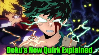 Deku Awakens His New Quirk & All Might's Foreshadowed Death in My Hero Academia Explained