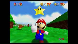 Let's Play Mario 64 Part 2