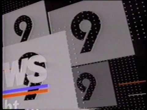 KUSA TV 9 NEWS OPEN - DENVER, COLORADO - 1989