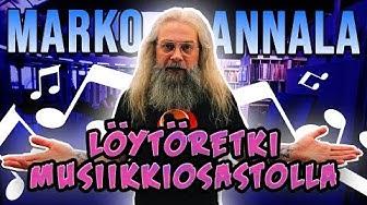 Löytöretki musiikkiosastolla - Marko Annala