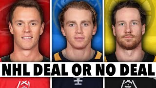 NHL Deal Or No Deal (Chicago Blackhawks Edition)