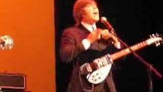 1964 The Tribute (Beatles) Thank You Girl  Austin, Texas
