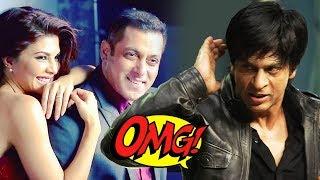 RACE 3 में होगा Salman और Jacqueline का PARTY SONG, DON 3 से Shahrukh Khan की धमाकेदार वापसी