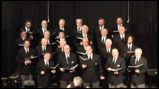 Away From the Roll of the Sea sung by Foothills Male Chorus
