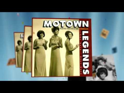 MARTHA and THE VANDELLAS  come and get these memories