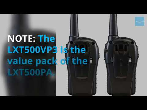 Midland LXT500VP3 22-Channel GMRS with 24-Mile Range CB