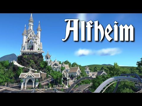 Planet Coaster - Alfheim
