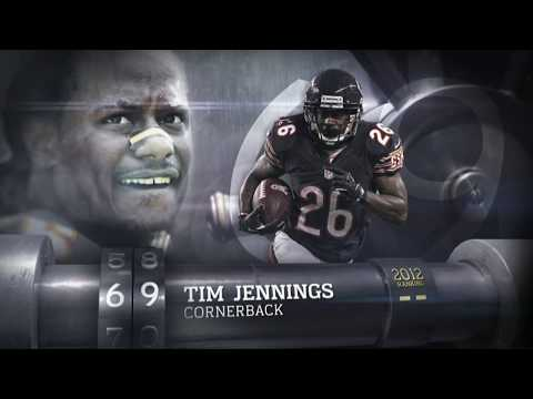 #69 Tim Jennings (CB, Bears) | Top 100 Players of 2013 | NFL