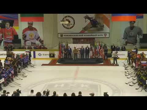 Алексей Дюмин участникам «EuroChem Cup 2019»: спорт вне политики, мы на вас равняемся