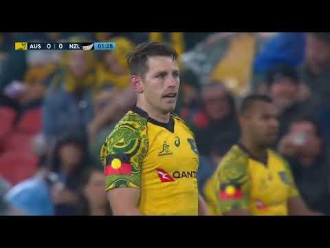 2017 Bledisloe Cup Game 3 Australia v New Zealand