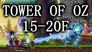Tower of Oz - 15~20F