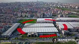 BARIŞ MUŞLU'dan Beylikdüzü'nde emsalsiz kiralık 20.000 m2 fabrika & depo