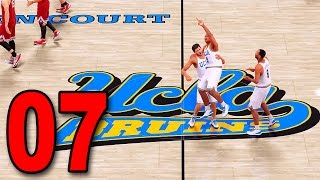 nba 2k16 my player career part 7 ncaa championship game ps4 gameplay