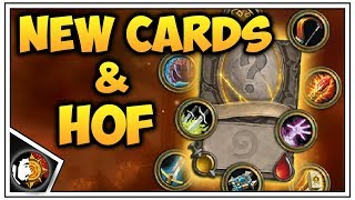 Hearthstone: New Cards & Hall Of Fame - Developer Insights