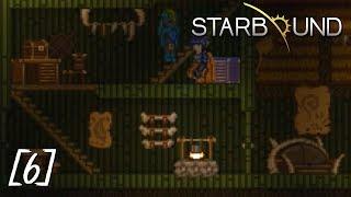 Starbound: Clue Hunting in Floran Villages [6]