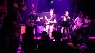 「サウスバウンド」びっくりHIPS at 婦人会ライブ music bar Ricky.
