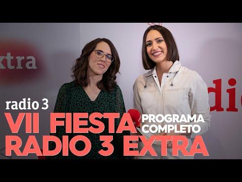 Fiesta De Radio 3 Extra 2020 | Programa Completo
