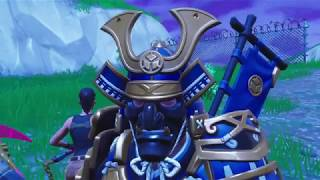 *NEW* Musha Skin Face Reveal Fortnite (Season 5 Skin)