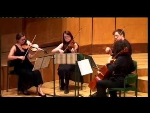 The Mezin Quartet - Bethena - Joplin