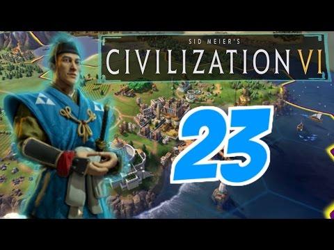 Civilization VI (Civ 6): Bankrupt   PART 23   MabiVsGames