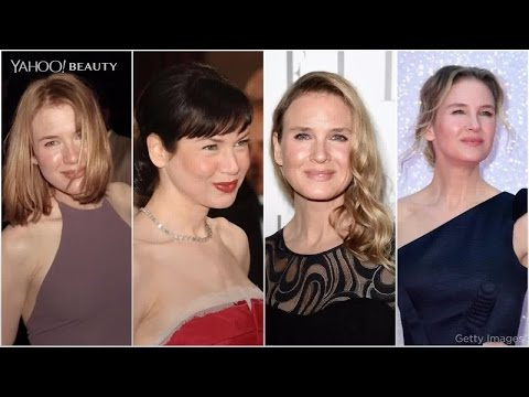 Renée Zellweger's Beauty: Then and Now