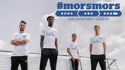 #morsmors | Unser neues Heimtrikot für die Saison 2018/19