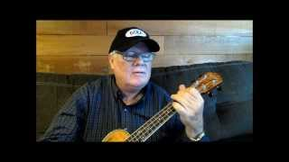 THE RIDDLE SONG (I Gave My Love A Cherry) - Ukulele tutorial by Ukulele Mike Lynch