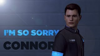 Connor - I'm So Sorry By Imagine Dragons  Detroit: Become Human