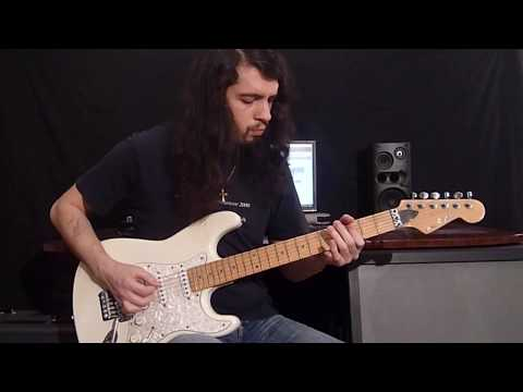 Deep Purple - Highway Star (Guitar Tutorial)