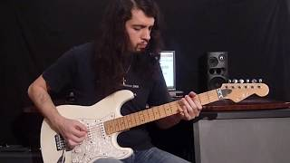 Highway Star (Deep Purple) Guitar Lesson by Daniele Tornaghi