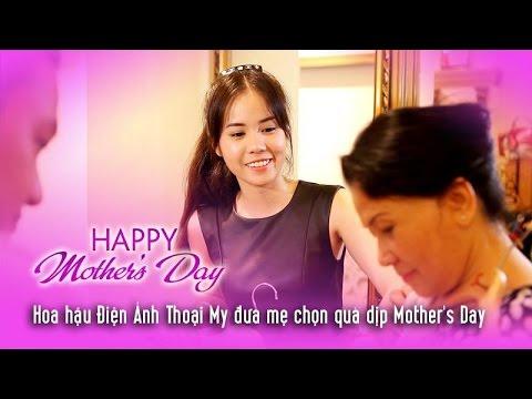 HOA HẬU ĐIỆN ẢNH THOẠI MY CHỌN QUÀ TẶNG MẸ NHÂN DỊP MOTHER\'S DAY