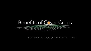 Benefits of Interseeding Cover Crops:   Research Plots Overview