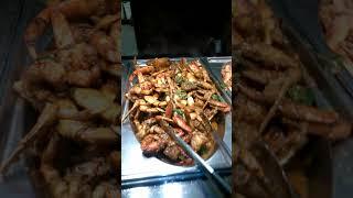 Royal Buffet... Coj families mus noj sea foods 12/10/17