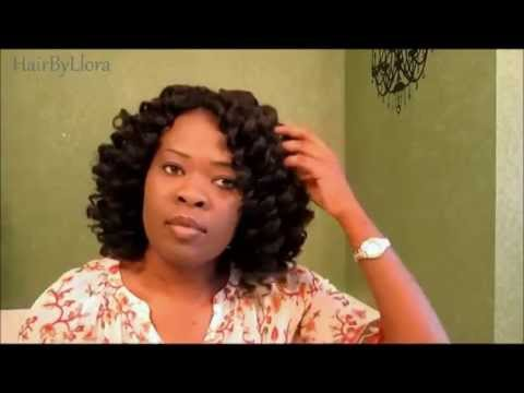 Crochet Braids W Marley Hair Tutorial Femi Collection