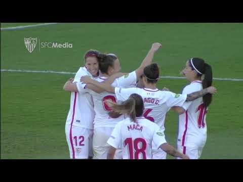 5-0: Espaldarazo de efectividad del femenino ante el Málaga CF para tomar aire