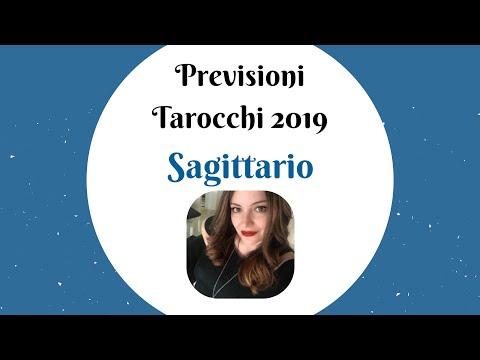 I Tarocchi 2019 Sagittario Di #Iris - Oroscopo Di #Astrocenter