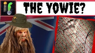 The  Yowie. Australia's Bigfoot!?