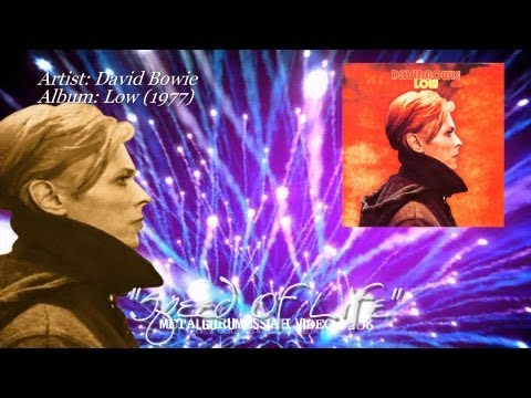 Speed Of Life - David Bowie (1977)