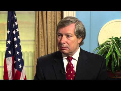 Interview  with U.S. co-chair of OSCE Minsk Group James Warlick