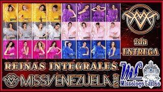 Miss Venezuela 2019 - 2da Entrega / REINAS INTEGRALES