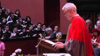 University of Toronto: Robert J. Birgeneau, Convocation 2013 Honorary Degree recipient