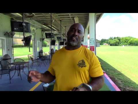 Former NFL All Pro Running Back Barry Foster Talks Golf