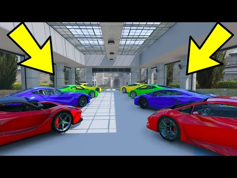NEW GTA ONLINE IMPORT/EXPORT DLC RELEASED! NEW SUPER CARS, 60 CAR GARAGE & MORE!!!