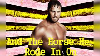 2011:Michael McGillicutty 7th WWE Theme Song - And The Horse He Rode In On CDQ (NEW)
